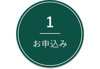 1.お申込み